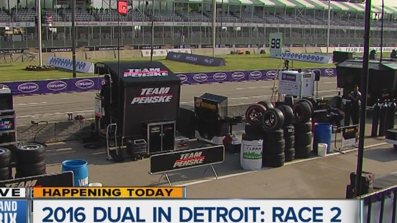 FULL COVERAGE: 2016 Detroit Grand Prix