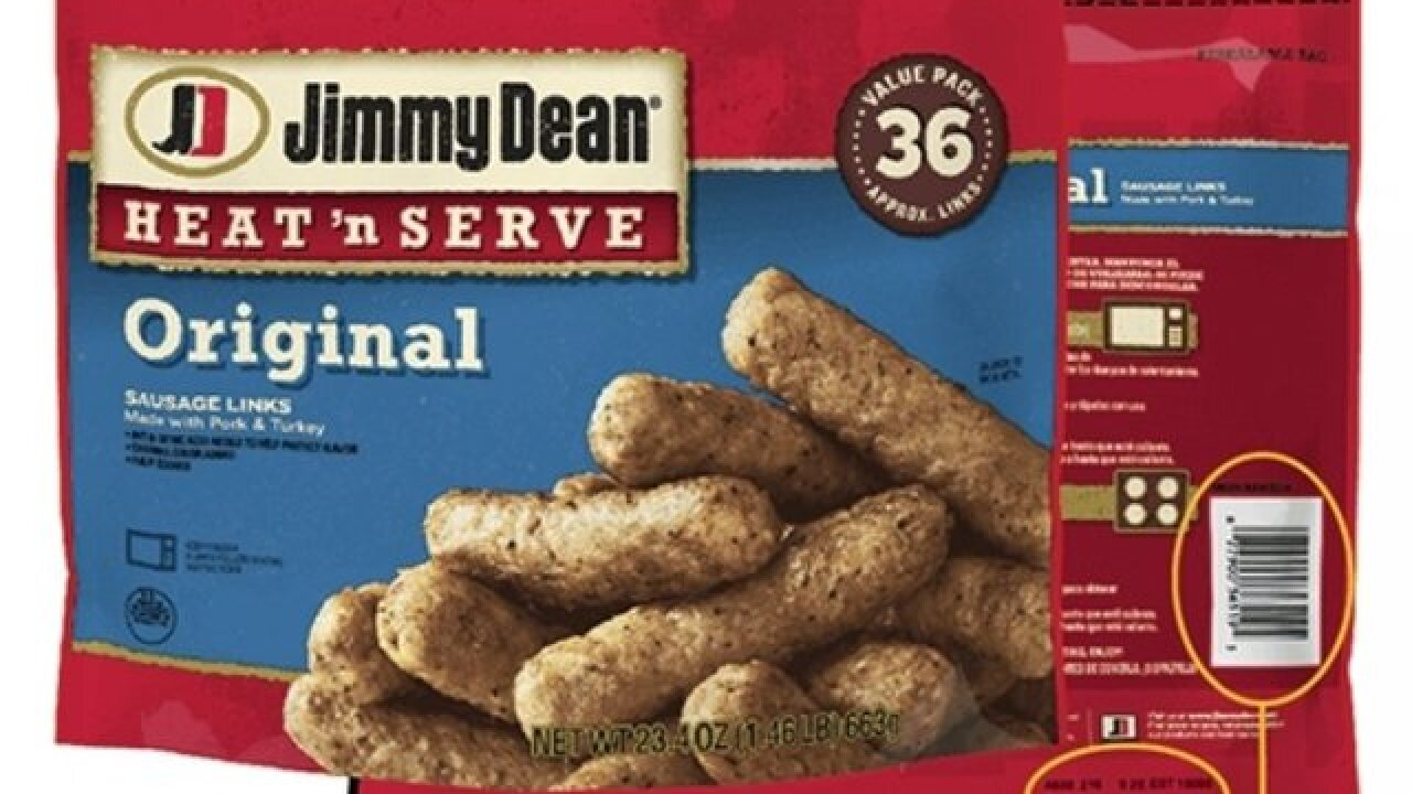 Check your fridge and pantry for food products recalled this week