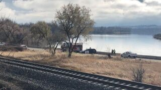 Emergency crews responding to possible river rescue