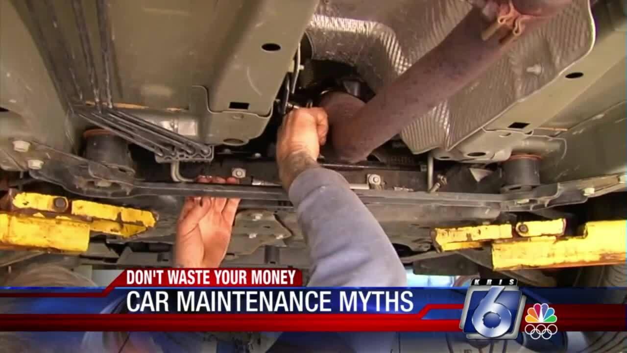 DWYM: Debunking dated car-maintenance ideas