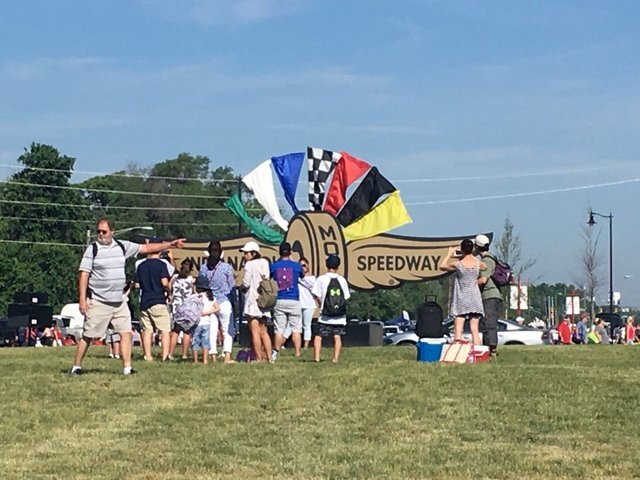 INDY 500 PICS: The greatest spectacle in people watching
