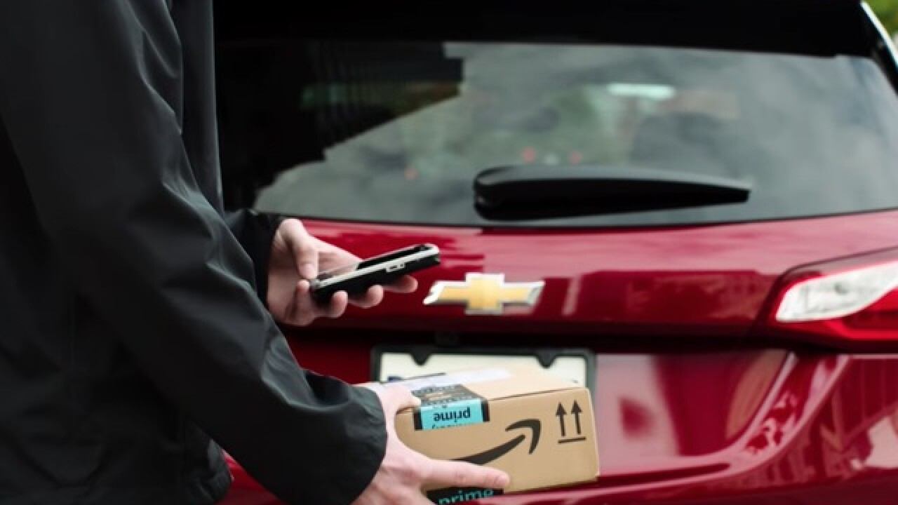 Amazon announces in-car delivery, free Whole Foods delivery for Prime members in Denver