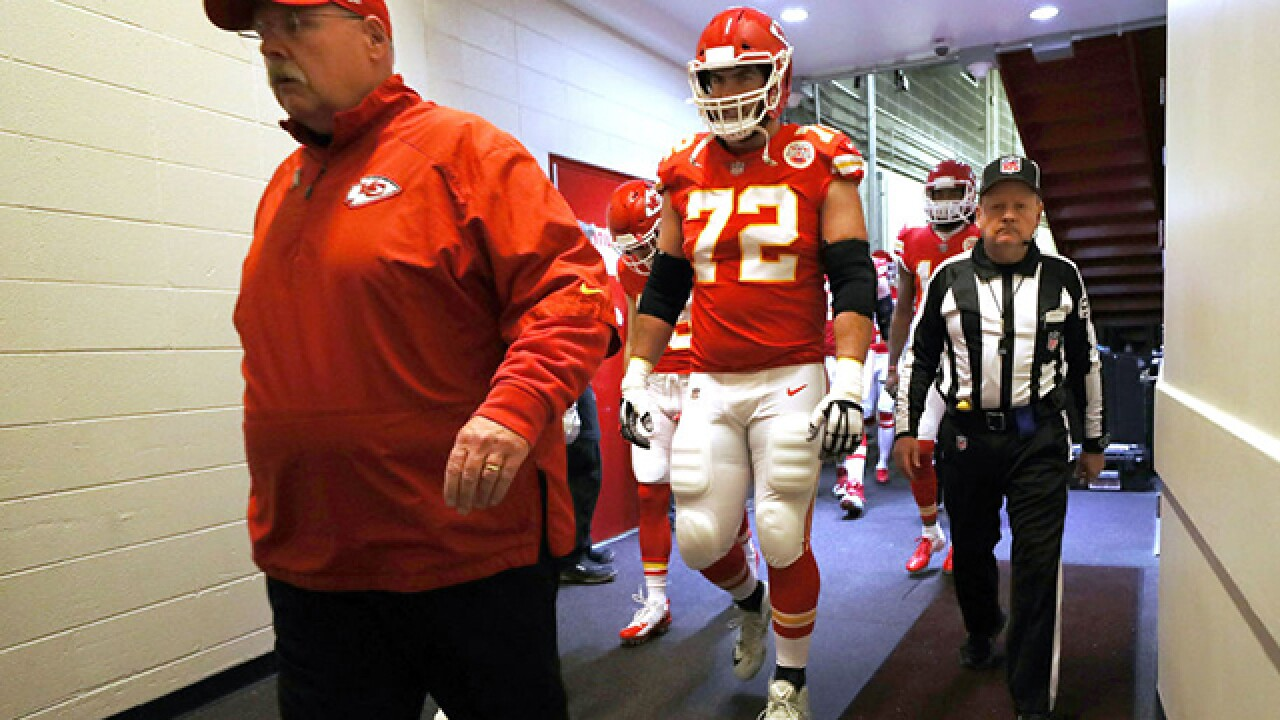 Chiefs coach Reid looks forward to playing in LA