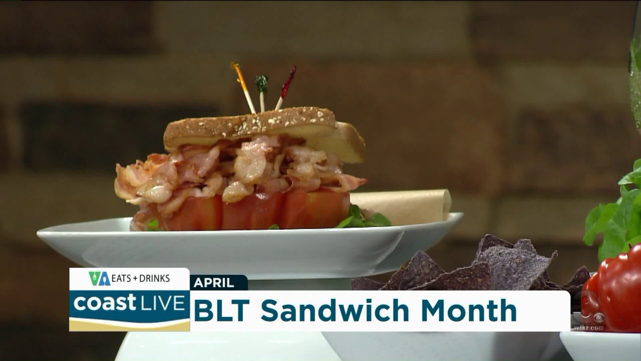 Spritzers, BLTs, cookie recipes and brunch with Chef Patrick on Coast Live