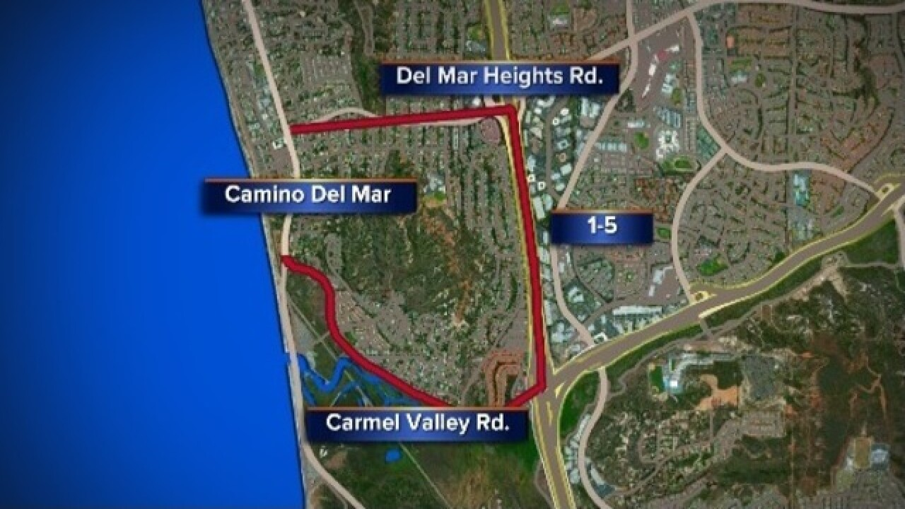 Repairs could take months on Del Mar landslide