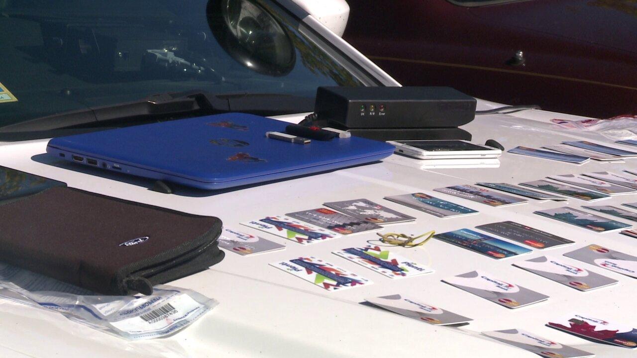 Sheriff: Three men arrested incigarette, illegal credit card bust in CarolineCounty