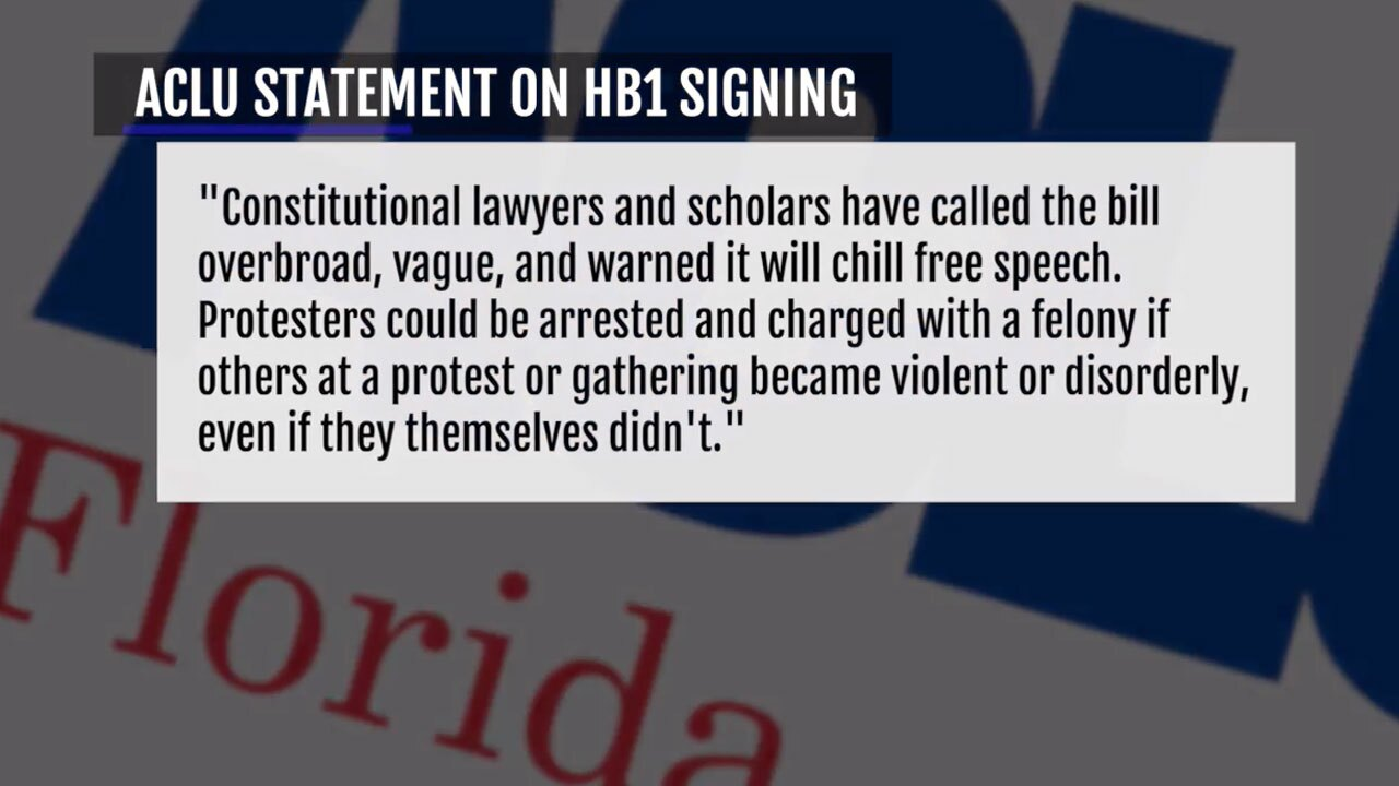 ACLU Statement on HB1