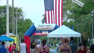 Race in Tequesta raises money for Gold Star families in Florida