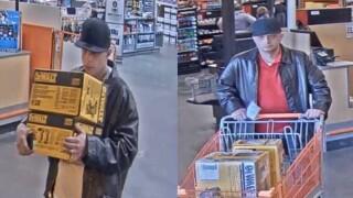 Credit card fraud suspect