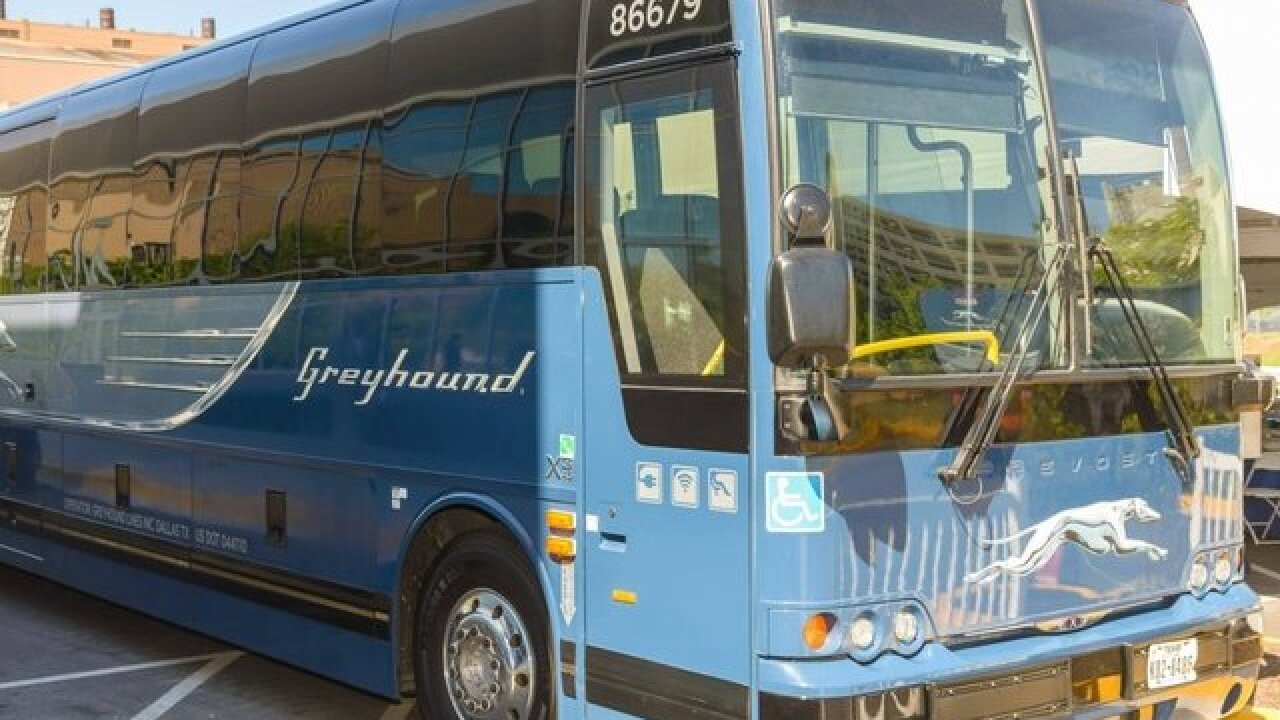 Greyhound closing locations in Green Bay area