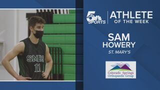 Athlete of the Week: St. Mary's Sam Howery