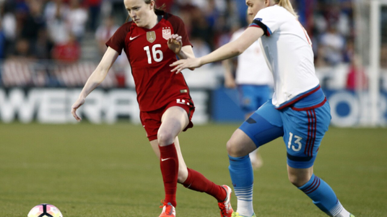 cced293204f For Rose Lavelle, tonight's U.S. Women's National Team friendly has been a  long time coming