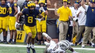 Ronnie Bell W Michigan Michigan Football