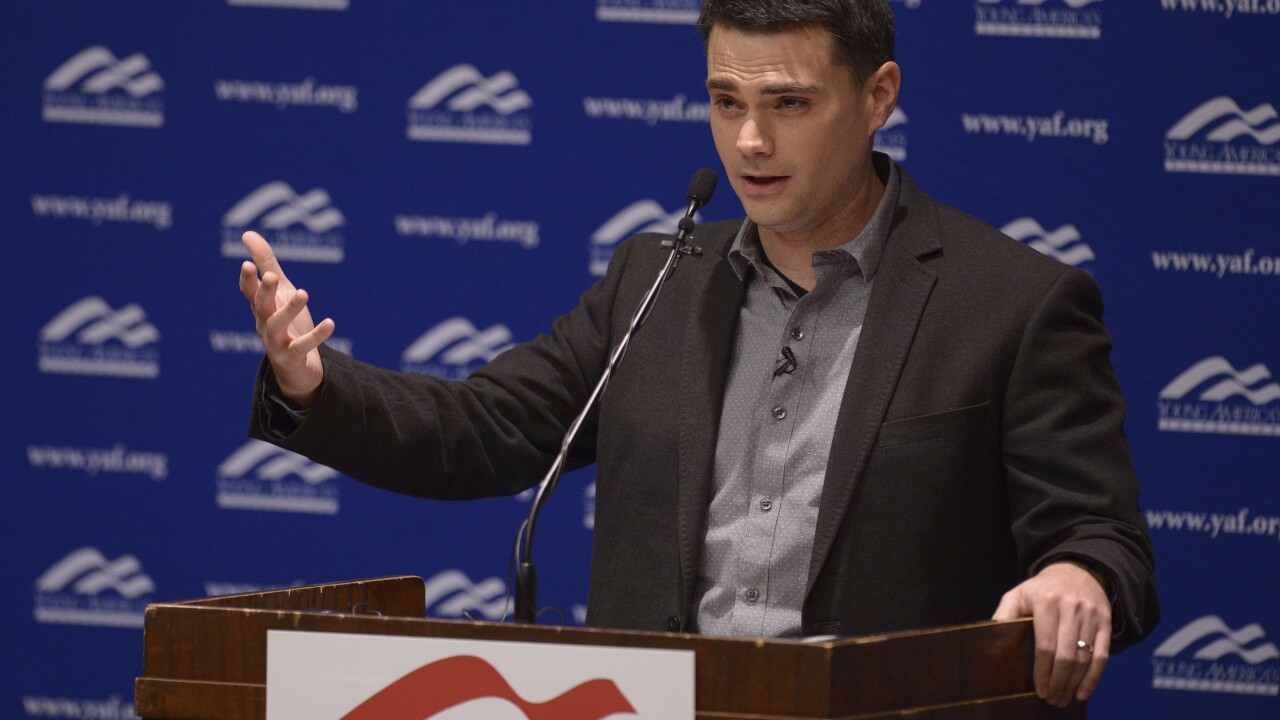 Commentator Ben Shapiro loses lawsuit against university for venue change