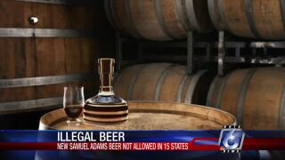 This 28 percent alcohol beer will be available in Texas on Oct. 11