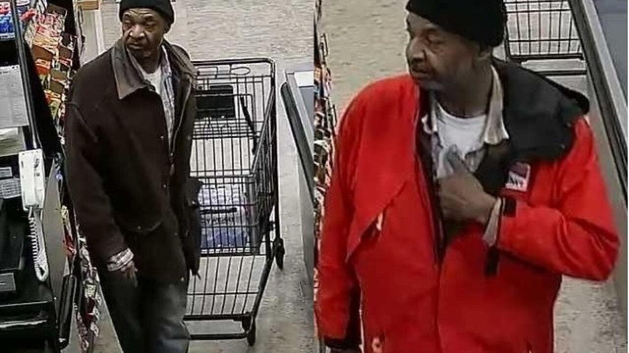 Man steals shrimp from Brookfield Piggly Wiggly
