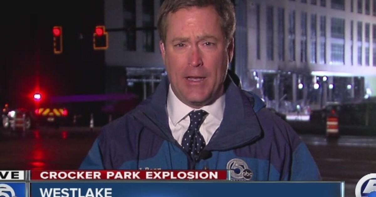 ohio clinic rocked by crocker park explosion