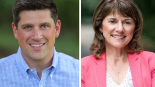 2 Trump loyalists vie to take on Wisconsin Sen. Baldwin