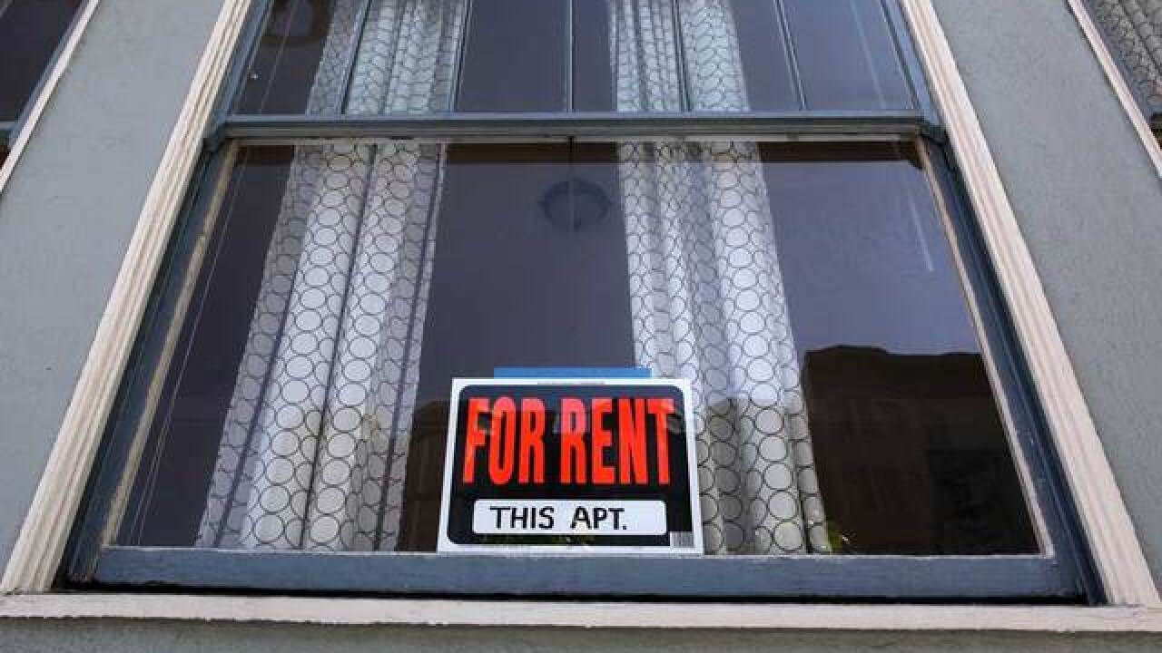 Denver apartment rent hits $1,371 a month