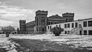 Ghost Hunting in the Old Montana Prison