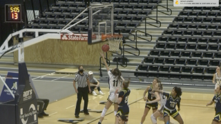 Montana State men's and women's basketball defeat Northern Arizona by double-digits
