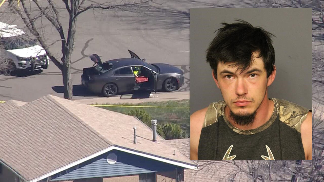 Man arrested in deadly shooting after person of interest allegedly