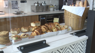 Professional baker fulfills dream of opening bakery, Leavened, in Cleveland's Tremont neighborhood