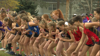 2021 State Cross Country