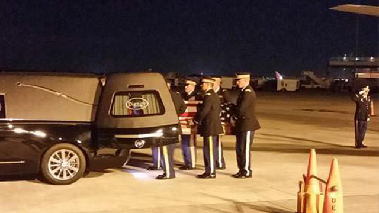 MIA for 72 years, WWII airman returns home