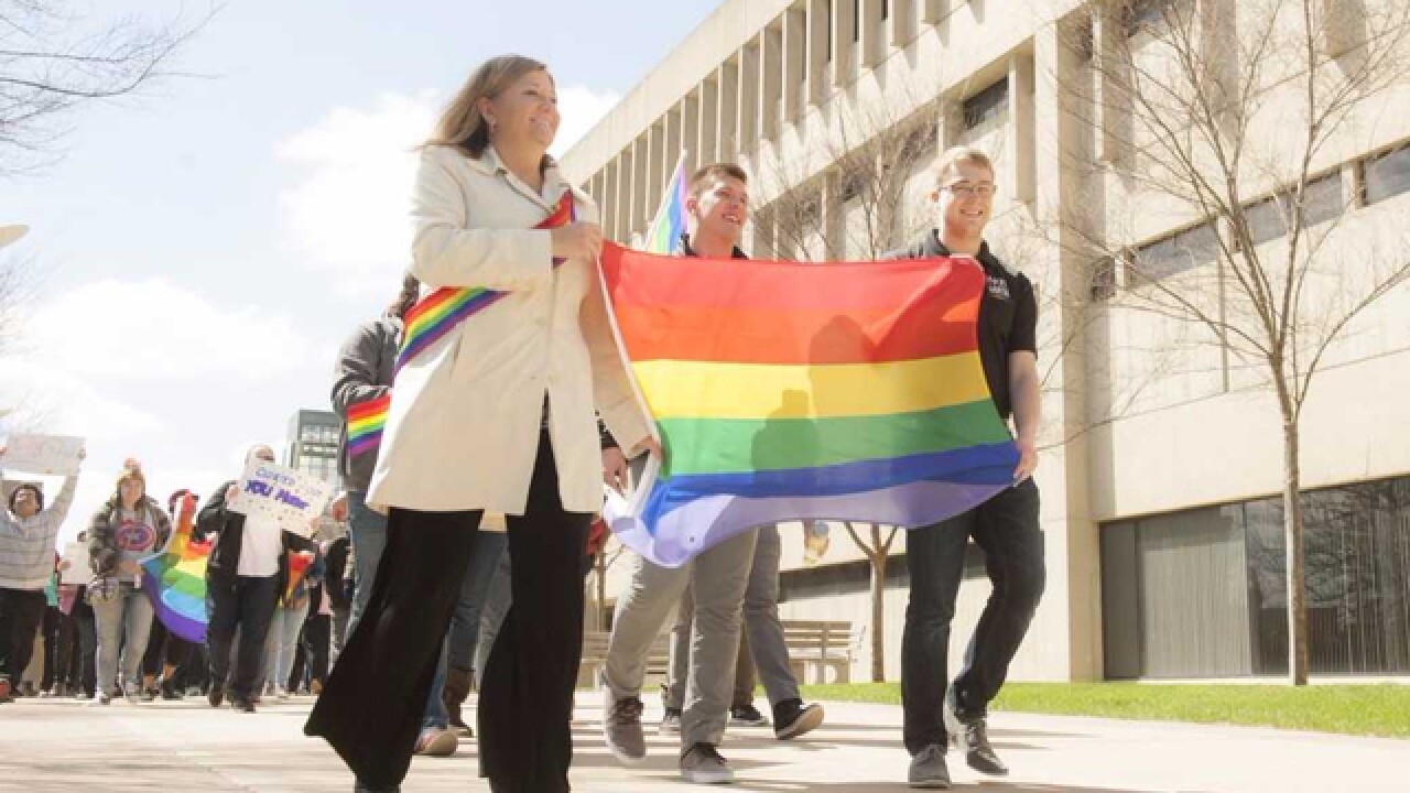 Northern Kentucky University ranks among best colleges for gay, lesbian students