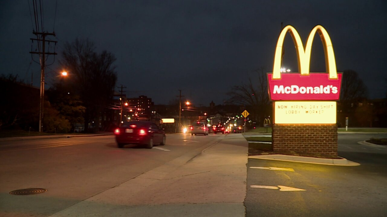 Police: McDonald's, Days Inn shootings appear related