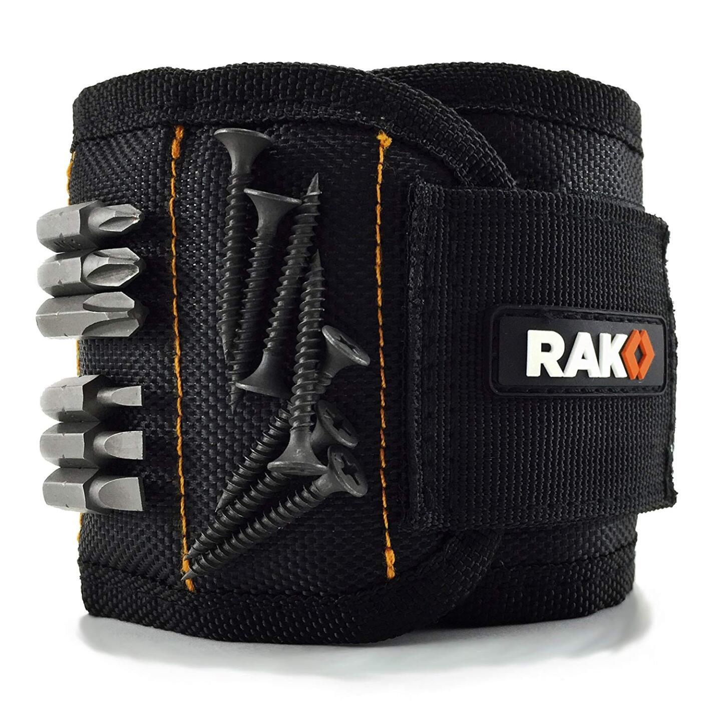 RAK Magnetic Wristband with Strong Magnets for Holding Screws, Nails, Drill Bits.jpg