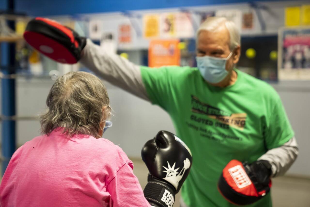 Roberta Boxing