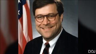 U.S. Attorney General William Barr in Kalispell Friday