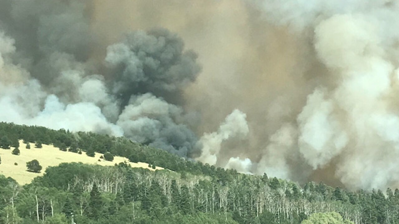 Spring Fire now the 3rd largest in Colorado history at more than 94,000 acres