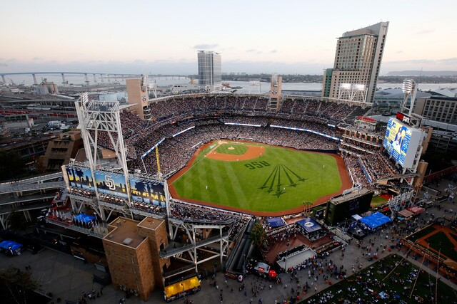 Gallery: See every MLB ballpark ahead of Opening Day