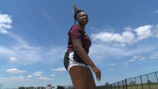 KATC's Senior Spotlight: Breaux Bridge's Kynnedy Louis