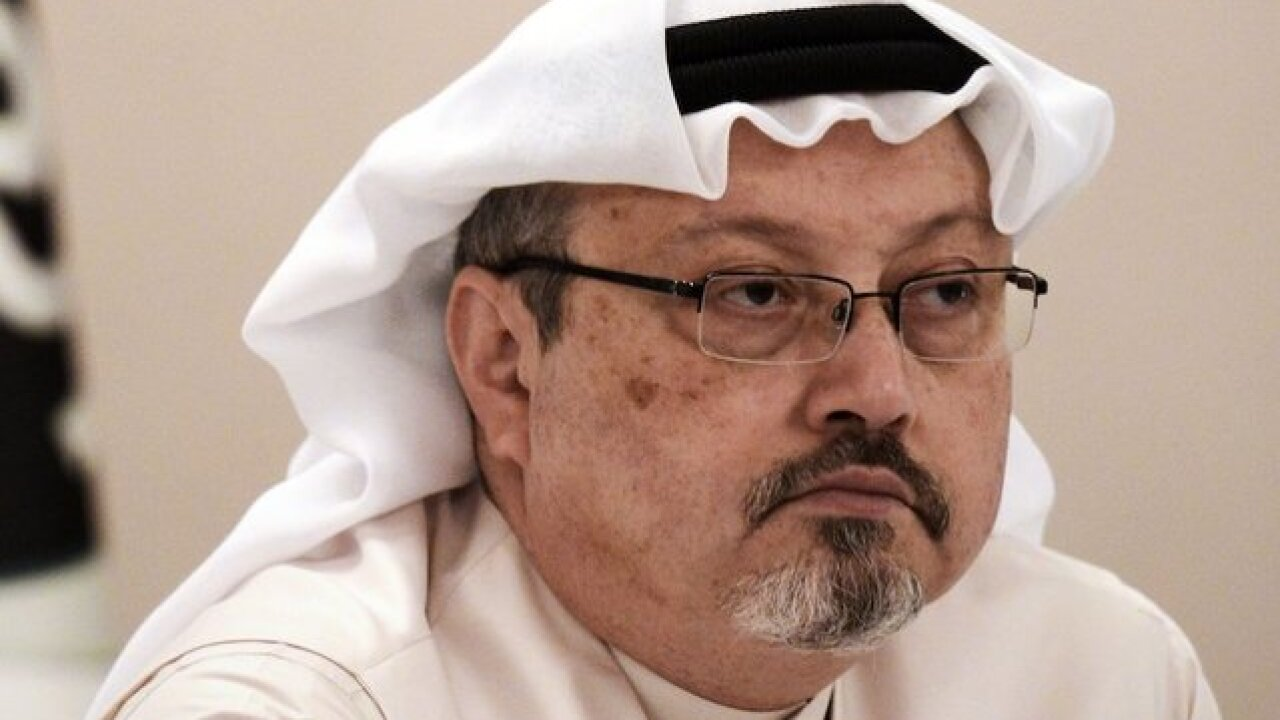 Jamal Khashoggi: Saudi royals offer condolences to family of slain journalist