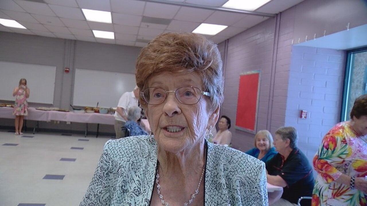 Tucson woman celebrates 100th birthday