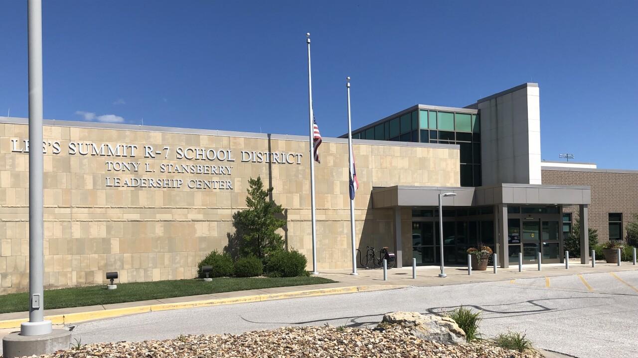 Lee's Summit School District headquarters