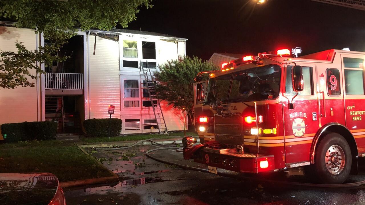 NN 13000 Preakness Drive apartment fire (June 30) 5.jpg