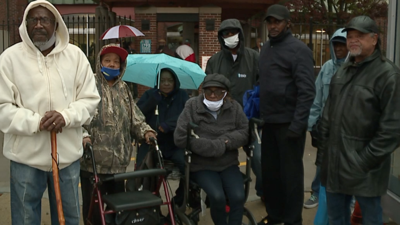 CLE seniors upset about polling place changes due to COVID-19 concerns