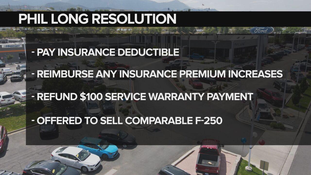 Dealership Resolution