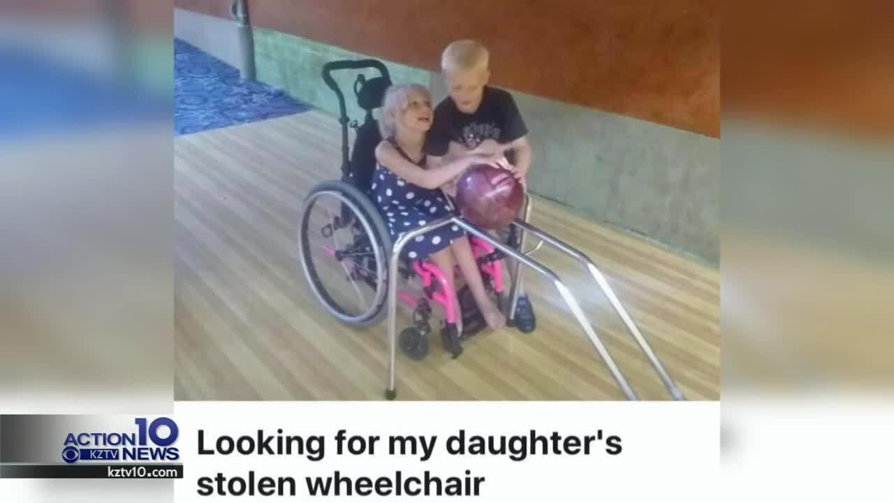 beeville wheelchair