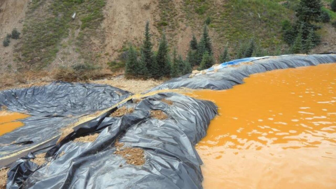 EPA spill: 'The magnitude of it, you can't even describe it'