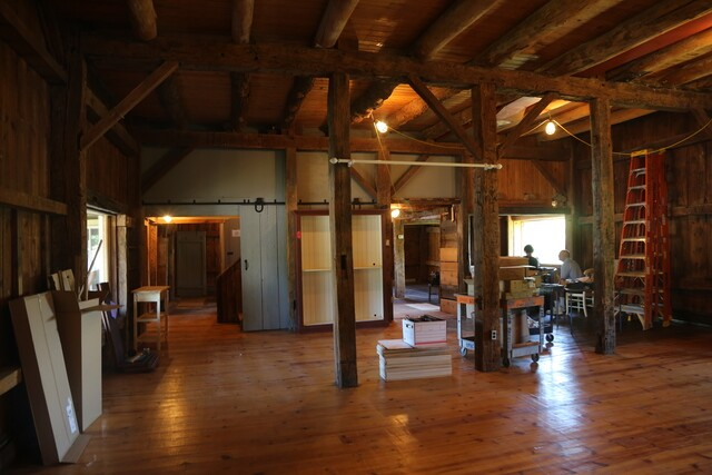 Smiley Barn getting ready for its grand re-opening [PHOTOS]
