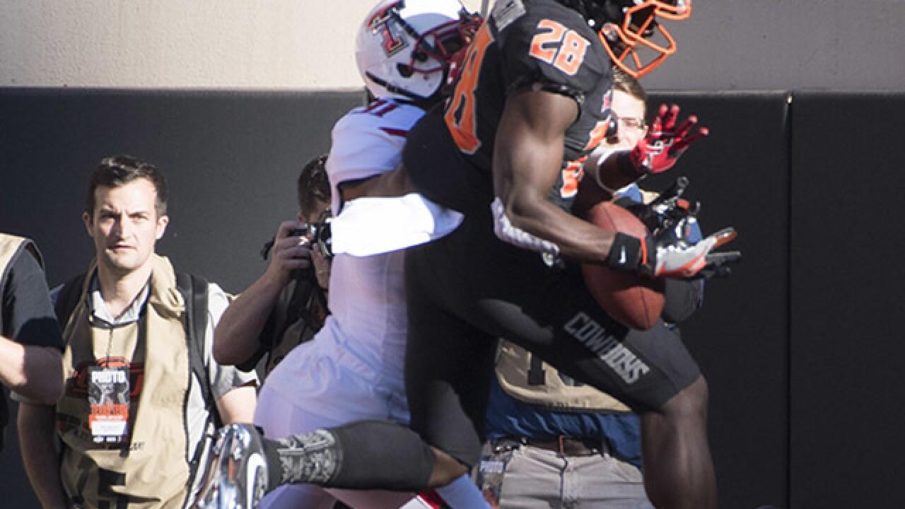PHOTOS: OSU Cowboys beat Texas Tech 45-44