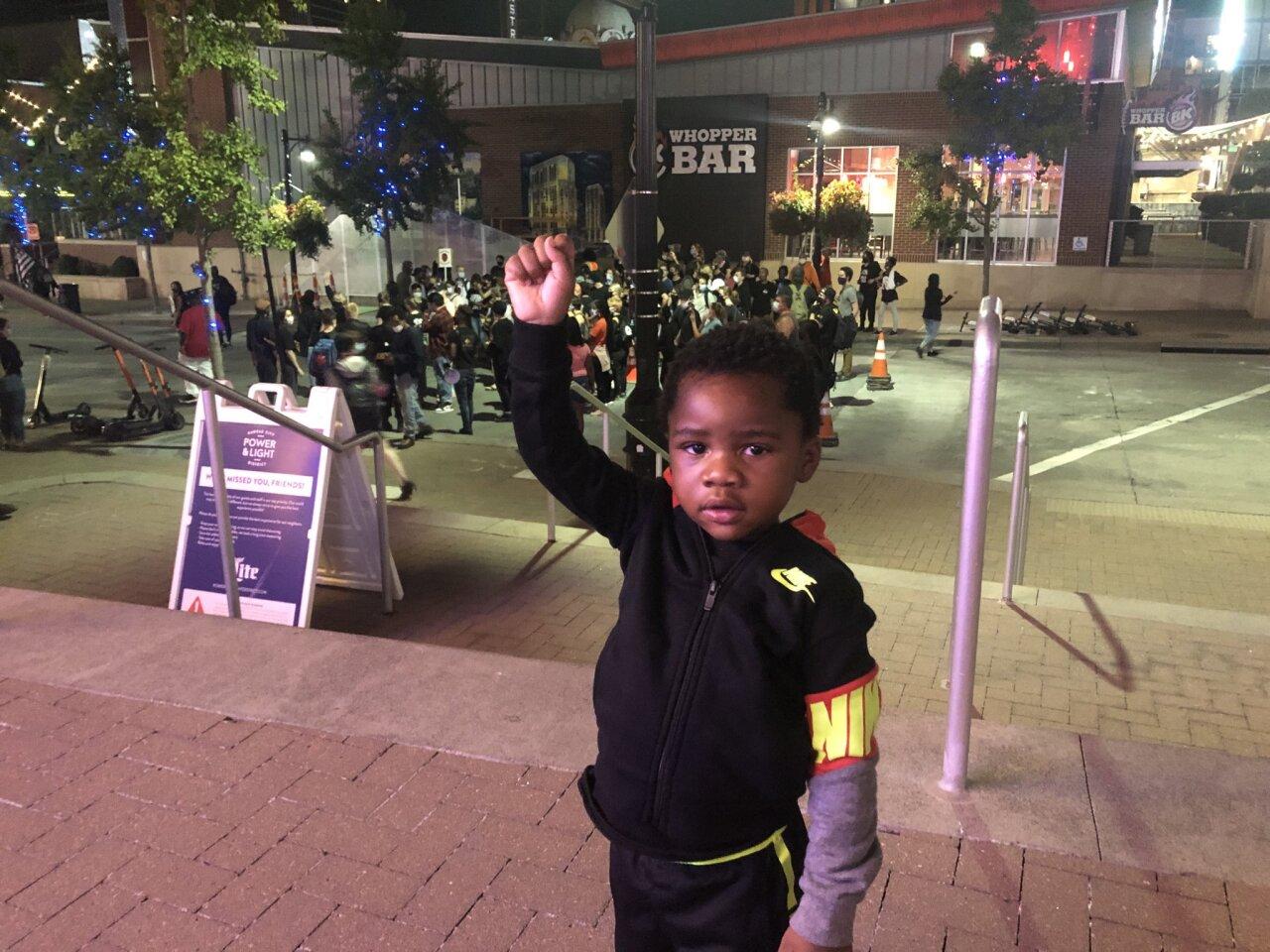 KC Breonna Taylor protests- Mi'Kell.jfif