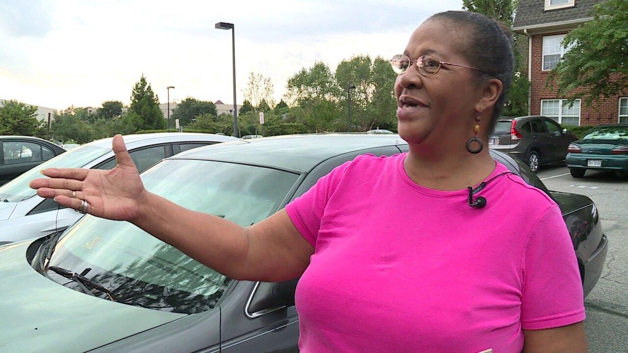 Chesterfield woman's car showed parking pass, but was stilltowed