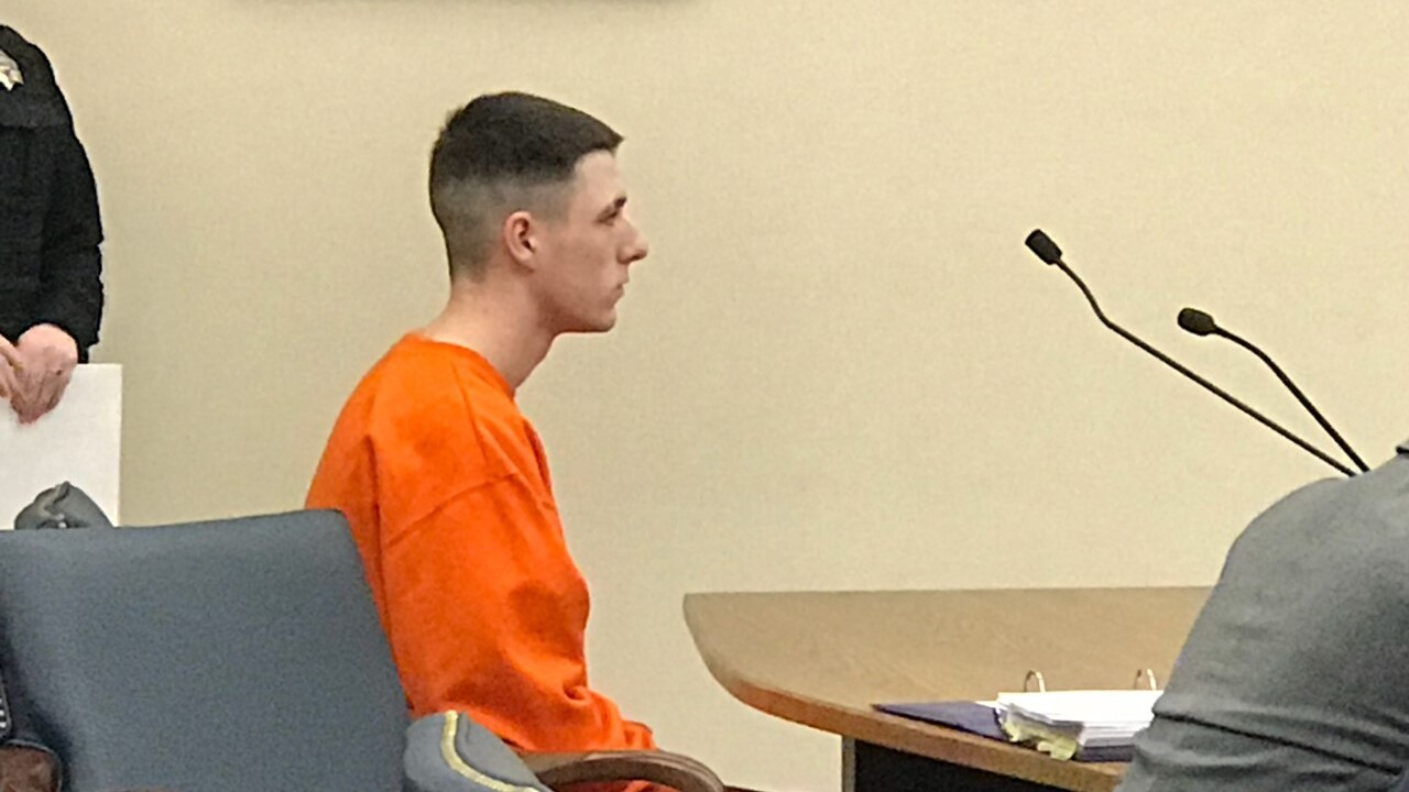 Kalispell shooting arraignment